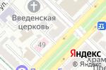 Схема проезда до компании Оазис Тревел Украина в