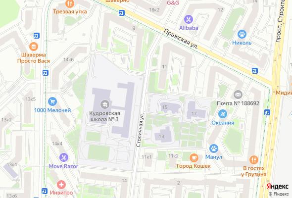 купить квартиру в ЖК Вернисаж