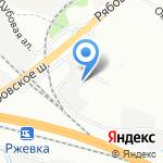 НЭНСИ на карте Санкт-Петербурга