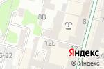 Схема проезда до компании Kadroom в