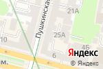 Схема проезда до компании Алле дизайн Інвест, ТОВ в