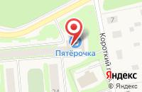 Схема проезда до компании ЛЕО в Кузьмоловском
