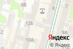 Схема проезда до компании Розовый Лотос в