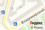 Схема проезда до компании Головне управління Національної поліції в м. Києві в