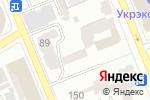 Схема проезда до компании Віконечко в