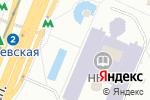 Схема проезда до компании Украинский языково-информационный фонд в