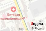 Схема проезда до компании Mirra в