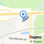 Onninen на карте Санкт-Петербурга