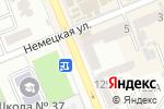 Схема проезда до компании Оранта, ПАТ в