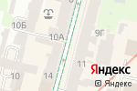 Схема проезда до компании 5th Avenue в