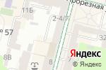 Схема проезда до компании Нотариус Колыч Т.В. в