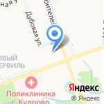 Обаяние на карте Санкт-Петербурга