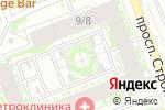 Схема проезда до компании Паппонэ в Кудрово