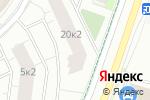 Схема проезда до компании Лондон в Кудрово