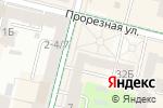 Схема проезда до компании Карпаччо в