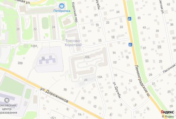 жилой комплекс Северный простор