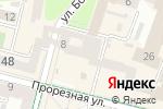 Схема проезда до компании Re:Store в