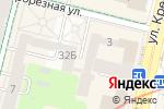 Схема проезда до компании Uniqa в