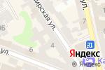 Схема проезда до компании Укрсіль в