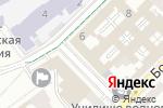 Схема проезда до компании ЛВН Трейдинг в