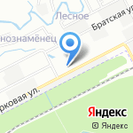 ФЕРРУМ на карте Санкт-Петербурга