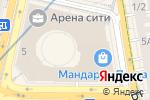 Схема проезда до компании Киевская агропромышленная биржа в