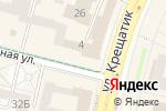 Схема проезда до компании Національна рада України з питань телебачення і радіомовлення в