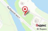 Схема проезда до компании Велосипедный рай в Астрахани
