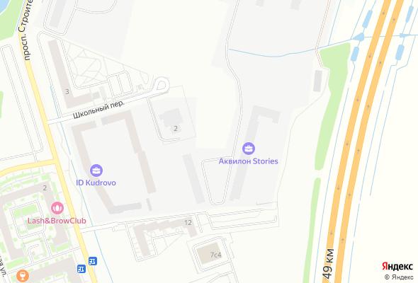 жилой комплекс Аквилон STORIES (Аквилон Сторис)