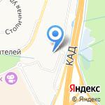 Lapin Rent на карте Санкт-Петербурга