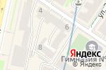 Схема проезда до компании ПРОСТО-страхування, АТ в