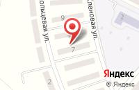 Схема проезда до компании Счастье в Фёдоровском