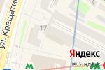 Схема проезда до компании Шанс-Драгстор, ТОВ в