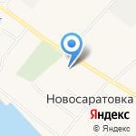 Алитет на карте Санкт-Петербурга