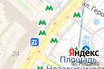 Схема проезда до компании EStore.ua в