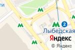 Схема проезда до компании Шерл в