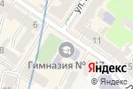 Схема проезда до компании Гімназія №117 ім. Л. Українки з поглибленим вивченням іноземних мов в
