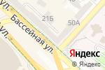 Схема проезда до компании Українська Національна Рада в