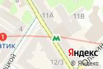 Схема проезда до компании Міністерство юстиції України у м. Києві в