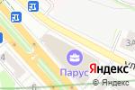 Схема проезда до компании Ukraine Illusionist в