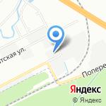 ВагонСтрой на карте Санкт-Петербурга