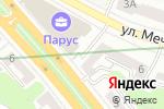 Схема проезда до компании КристалБанк, ПАО в