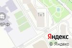 Схема проезда до компании Юнна в