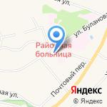Ленинградская областная клиническая больница на карте Санкт-Петербурга