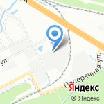 Перегородки СПб на карте Санкт-Петербурга