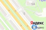 Схема проезда до компании Дамский каприз в