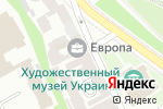 Схема проезда до компании Шелтон, ТОВ в