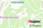 Схема проезда до компании Динамо-Киев в