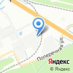PartyGlass на карте Санкт-Петербурга