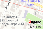 Схема проезда до компании Cafes FEB Ukraine в